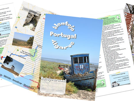 Rondreis door Oost en Zuid Portugal