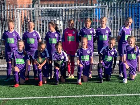 Under 12s Are Underway in League