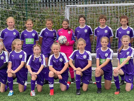 Under 13 Top of the league