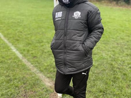 Looking Fresh In New Training Wear