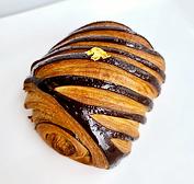 Pastry Creamy Pain au Chocolat Croissant