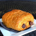 Pastry Pain au Chocolate - Chocolate Cro