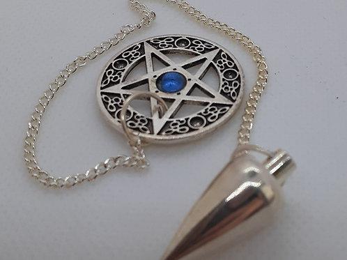 Pendule pentacle