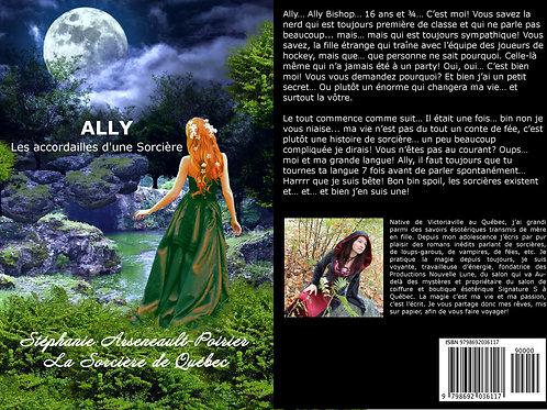 Ally : les accordailles d'une Sorcière (tome 1)