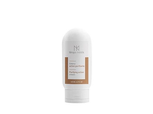 Crème action purifiante 125 ml