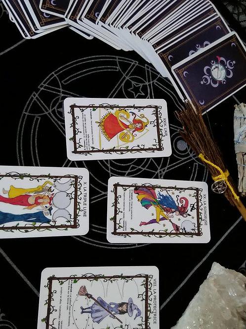 Tarot / Oracles des Sorcières
