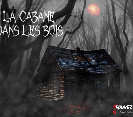La Cabane dans les bois - Find the key de Montréal