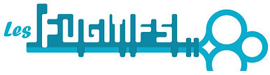 """Le logo de notre équipe, """"Les fugitifs"""""""