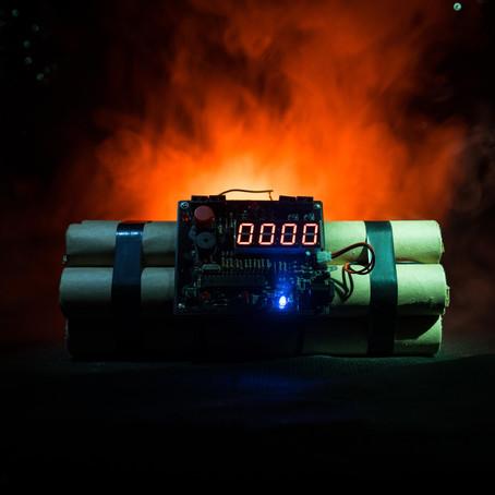 Bombe à Chinatown - Escaparium Montréal