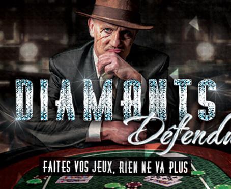 Diamants Défendus - Échappe-toi Laval