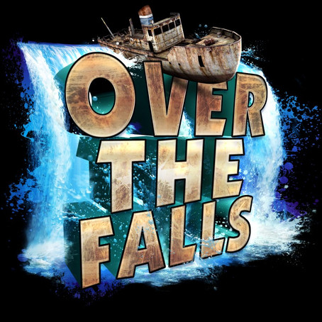 Over the falls - Escape city Buffalo de Buffalo