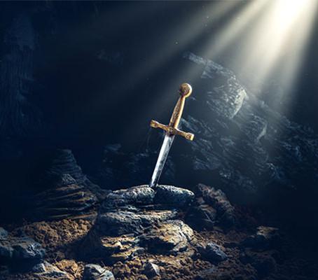 Excalibur - La clef de l'Énigme de Sainte-Julie