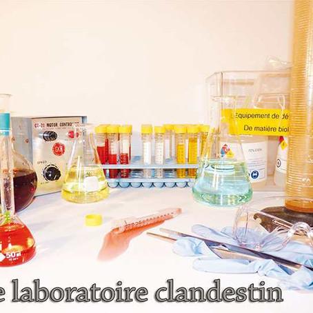 Laboratoire Clandestin - Remue-Méninges de St-Mathias