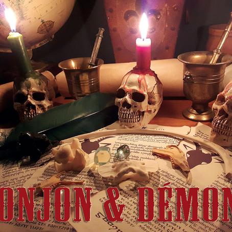 Donjon et Démons - Remue-Méninges de Saint-Mathias