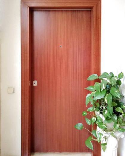 Puerta Blindada Sapelly