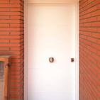 Puerta Blindada Lacada 4 líneas