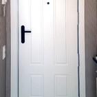 Puerta Blindada Lacada Plafonada