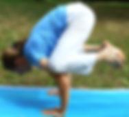 Kakasana Cours de yoga traditionnel à angers