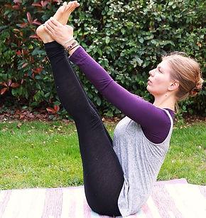 Cours de Yoga à angers avec Juliette Decorse - yoga traditionnel angers