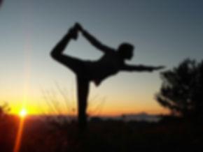 cours de yoga à angers plein air