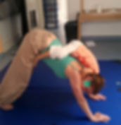 Cours yoga à angers avec Marie-Astrid Larcelet - yoga traditionnel angers