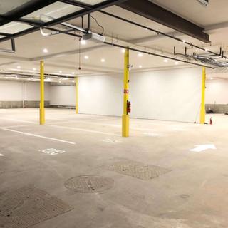 Parking Garage, Boston MA