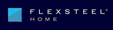 Flexsteel_Secondary_Home_CMYK_WhiteNavy.