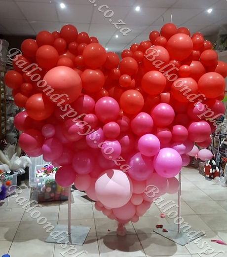 Balloon Heart Organic