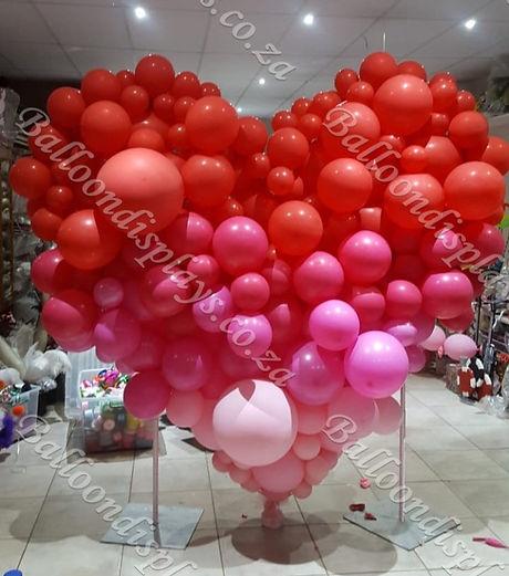 Balloon Heart Organic