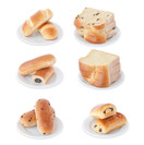 Isolated Brioche Products