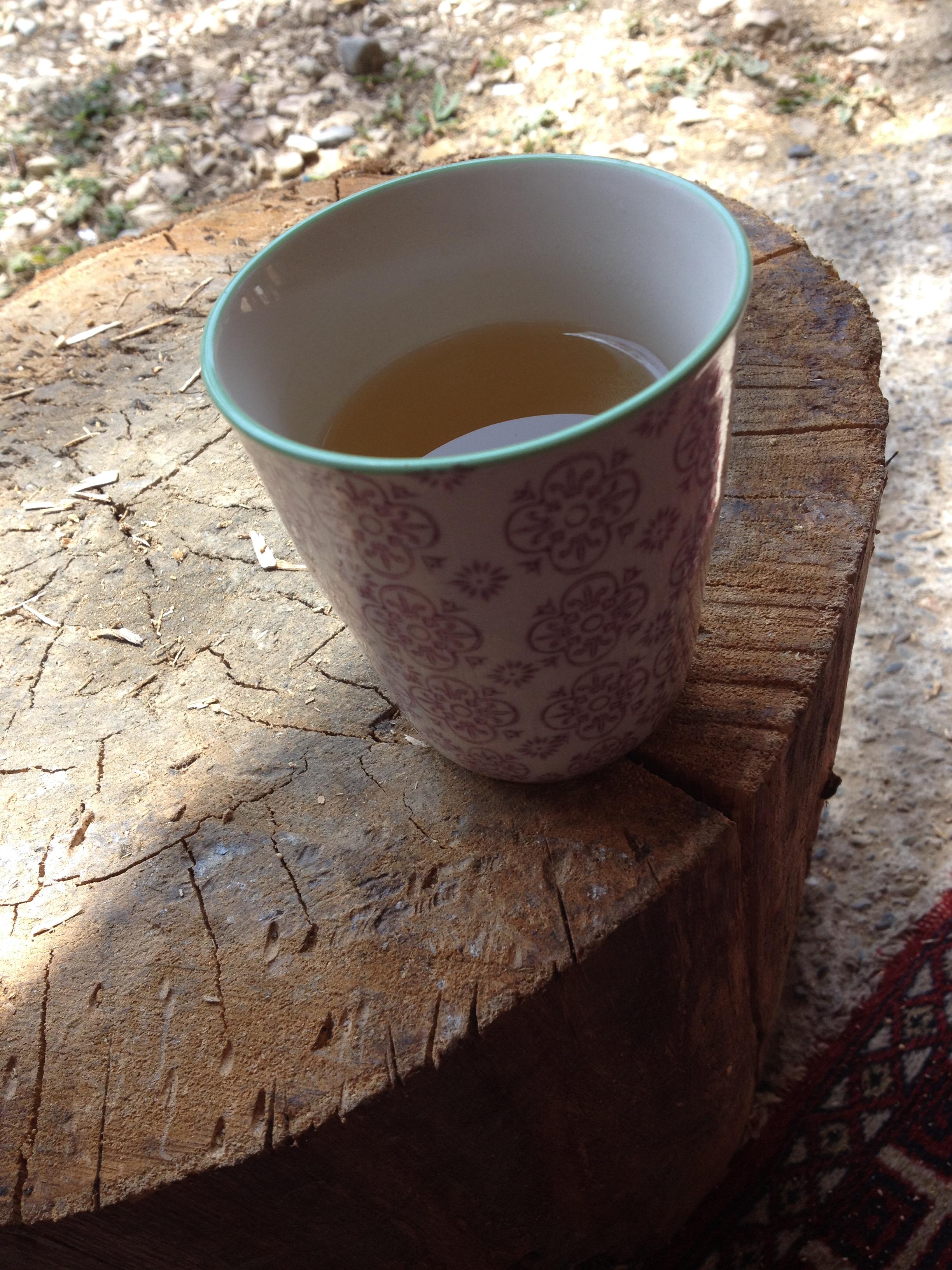 Teatime à Murmures d'Arbres