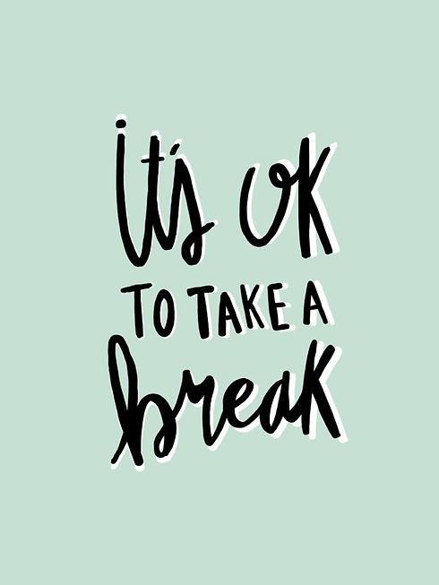 Respite Care It's Okay to Take a Break.j