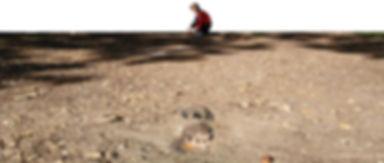 Background banner homepage website lvb art