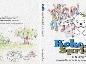 Koko en Spriet Book Cover