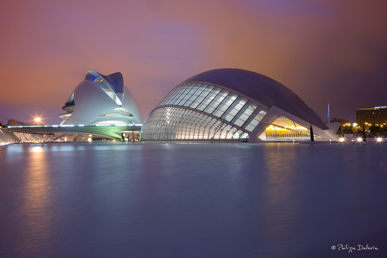 Architecture Valencia - Leica M8