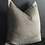 Thumbnail: Black Wheat Chevron Pillow //Maui