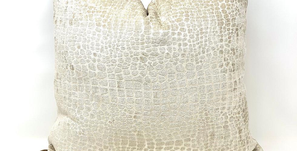 Ivy Velvet Pillow//Ivy