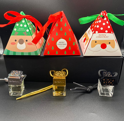 Luxury Car Freshener in Christmas Box
