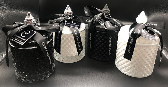 Luxury Geo Diamond Candle