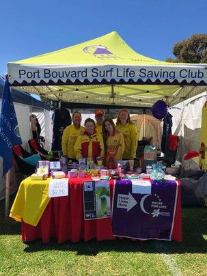 Port Bouvard SLSC!  Ready and raring to