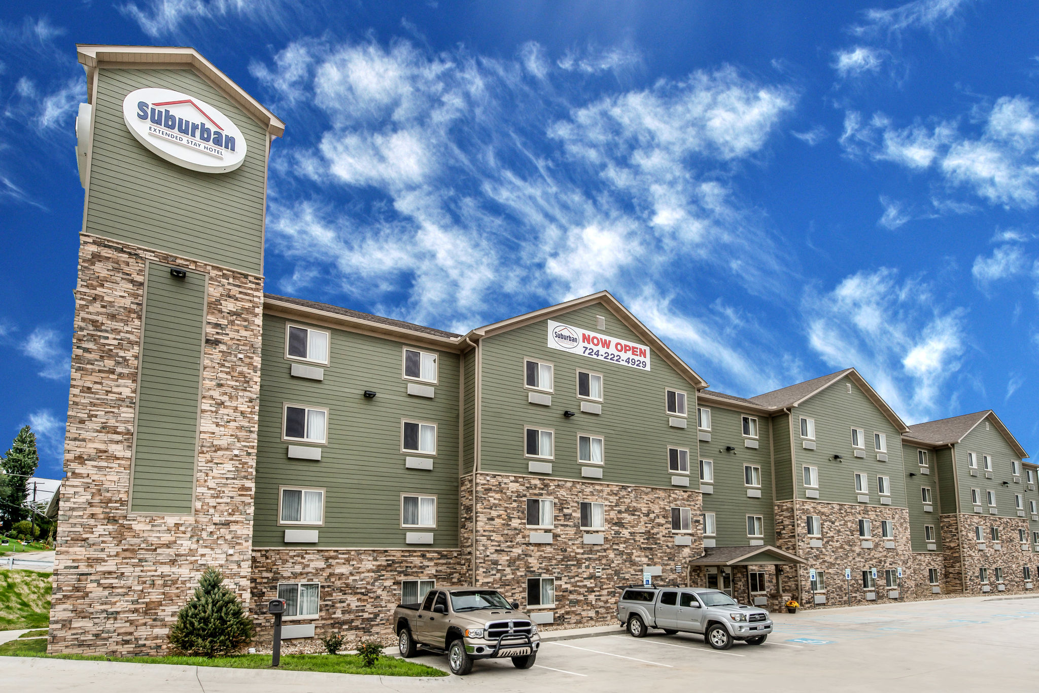 Suburban Extended Stay Washington PA