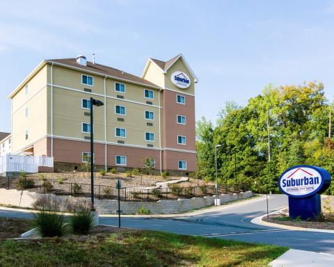 Suburban Extended Stay Stafford VA