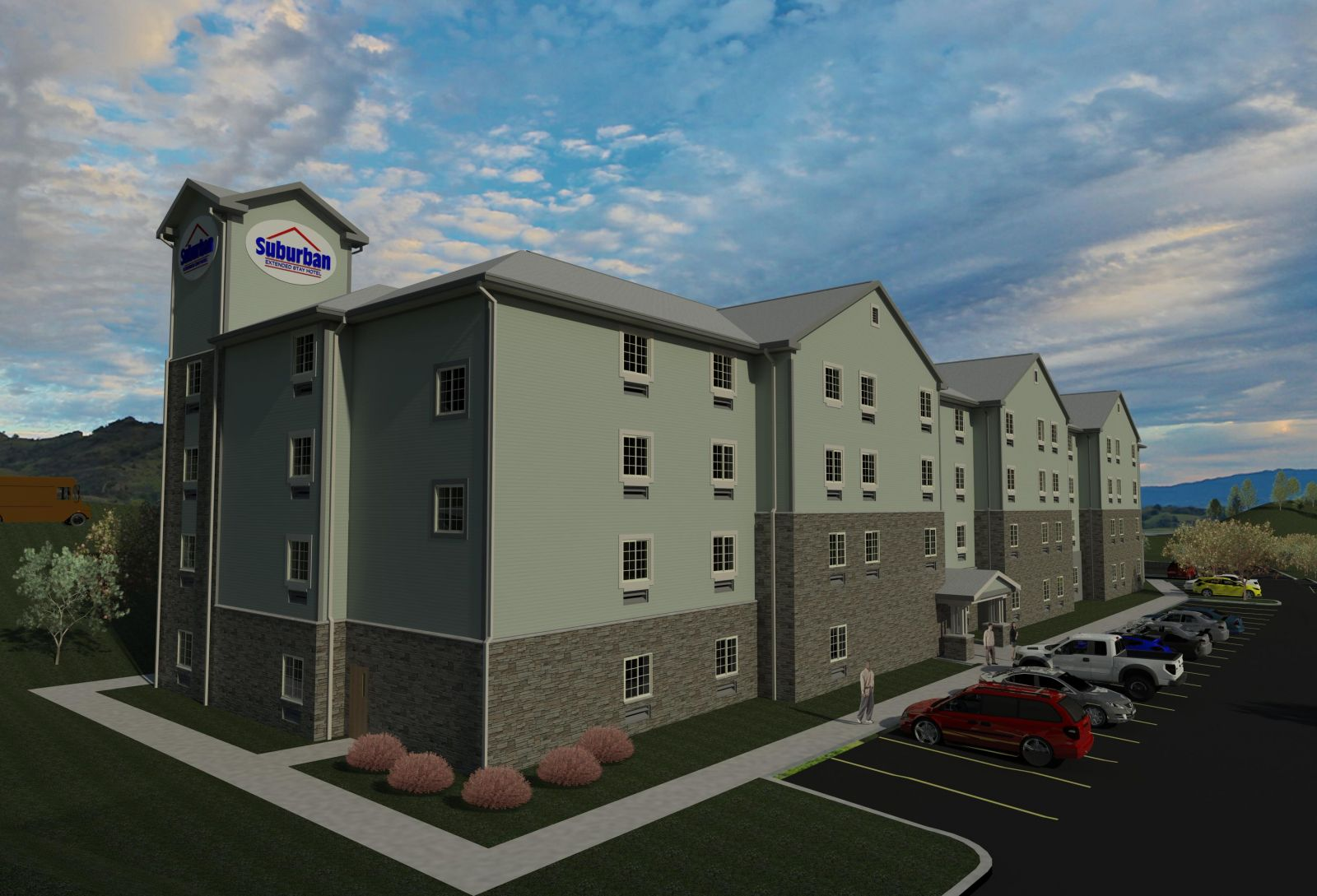 Suburban Extended Stay Monaca PA3