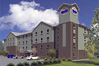 Suburban Extended Stay Morgantown WV