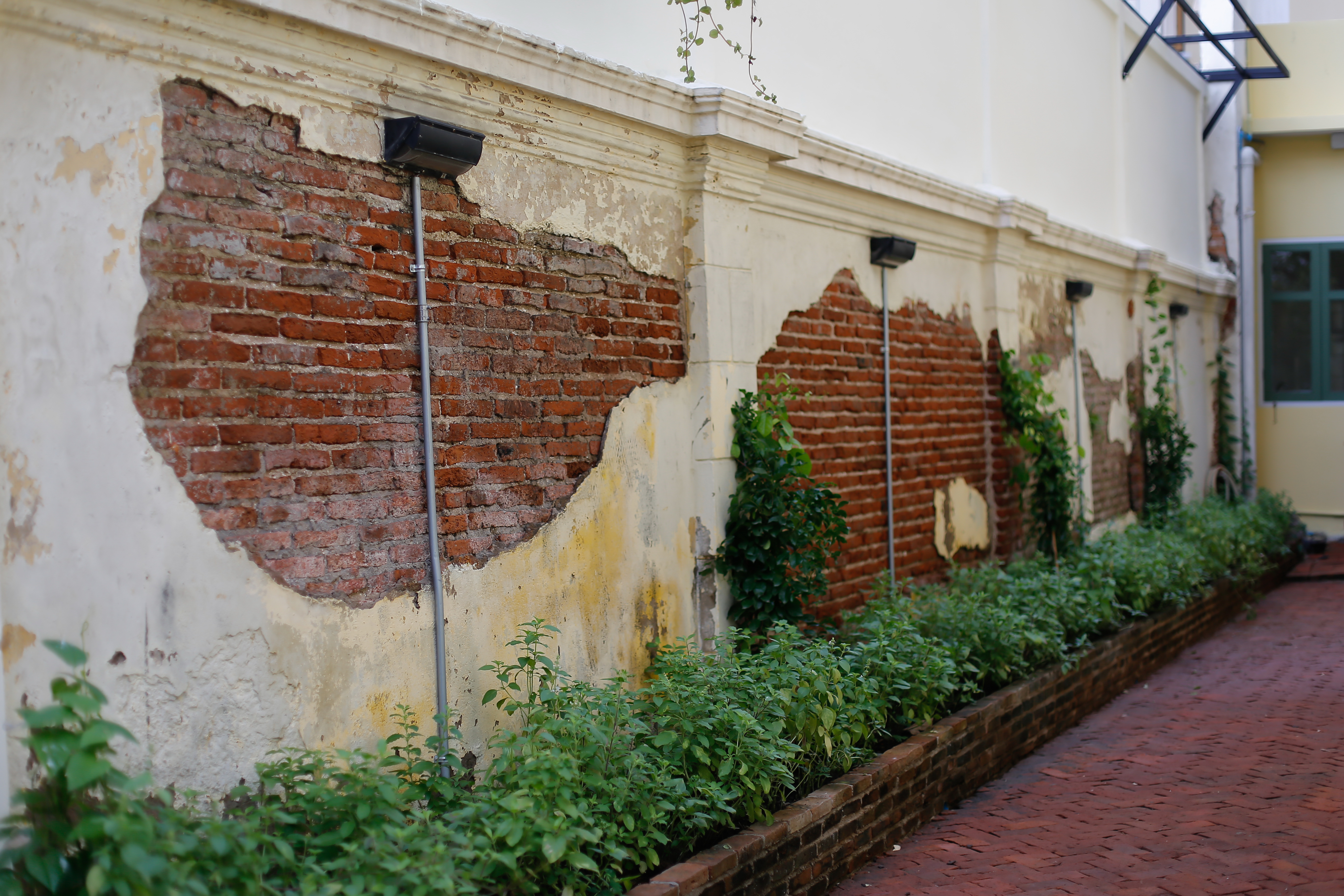 Historical Wall