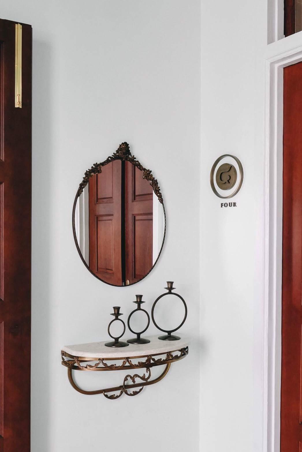Four Entrance