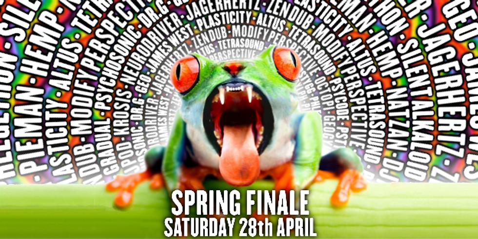Tribe of Frog - Spring Beltane Finale - 2018
