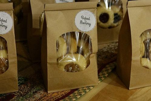 Thumbprint Cookie Bag (set of 2 bags)
