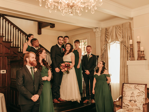 Why You Need a Second Photographer at Your Wedding