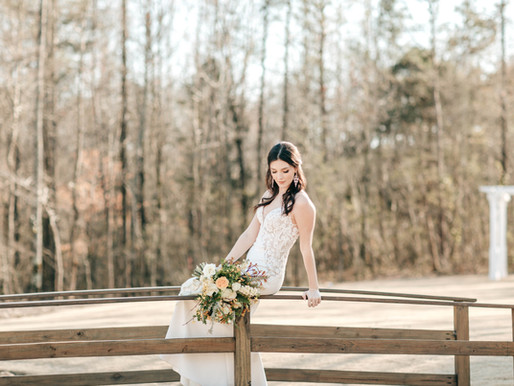 French Fine Art Styled Shoot at White Fox Cottage | Georgia Wedding Photography
